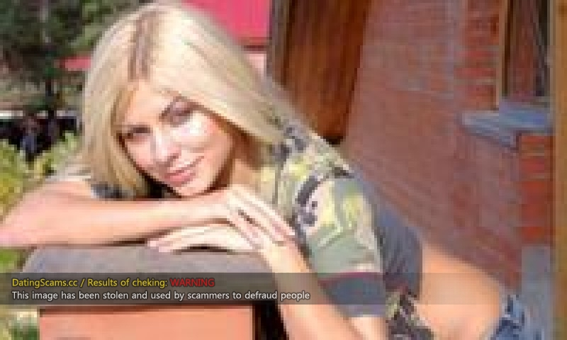 Russian women scam, girls black list, dating scammers